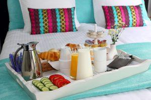 Ontbijt Bed