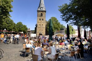 Oude Markt Terrassen
